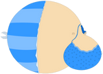 Collab Entry - Blimp Aqua