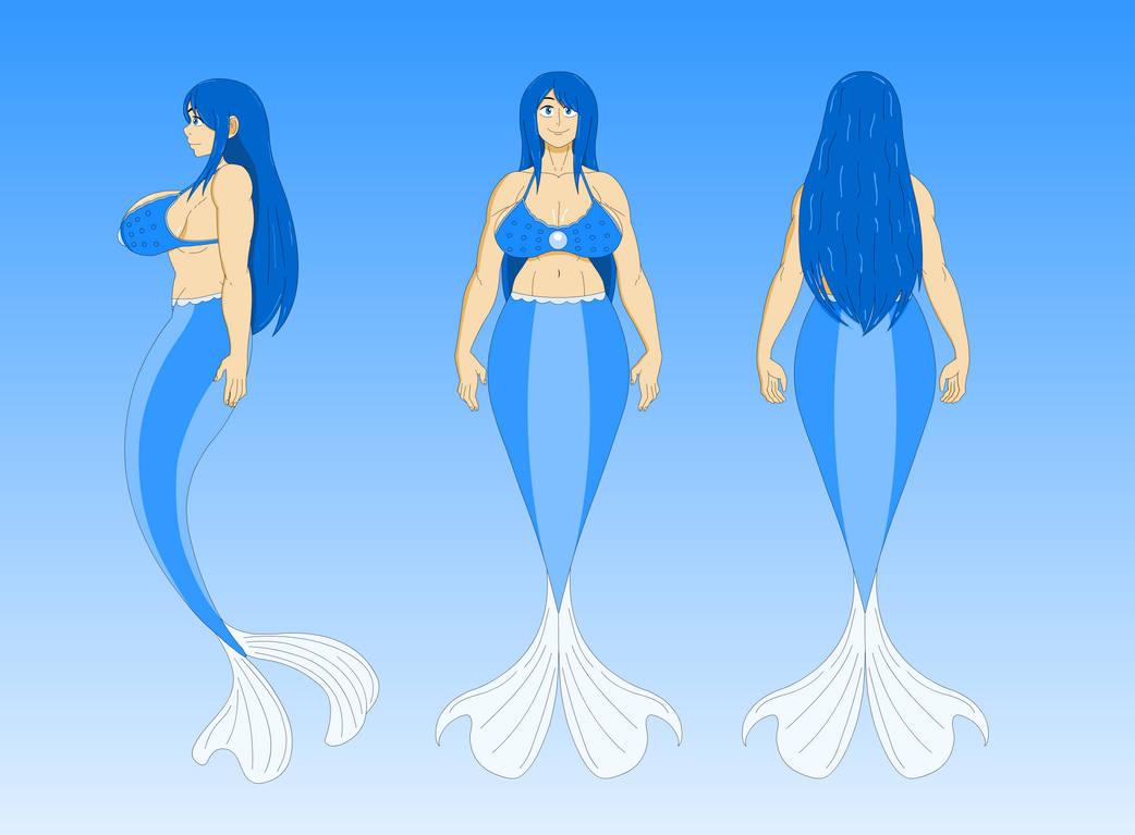 Aqua - Mermaid of Atlantis - More Angles