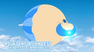 Aqua Inflation Test