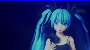 Hatsune Miku - Magical Mirai - Deep Sea Girl