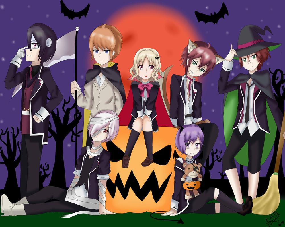 Diabolik Halloween by KamyGG-Chan