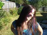 My Halloween Tonks Hair 2010-3