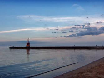 Edgewater lighthouse by jenniferhl72