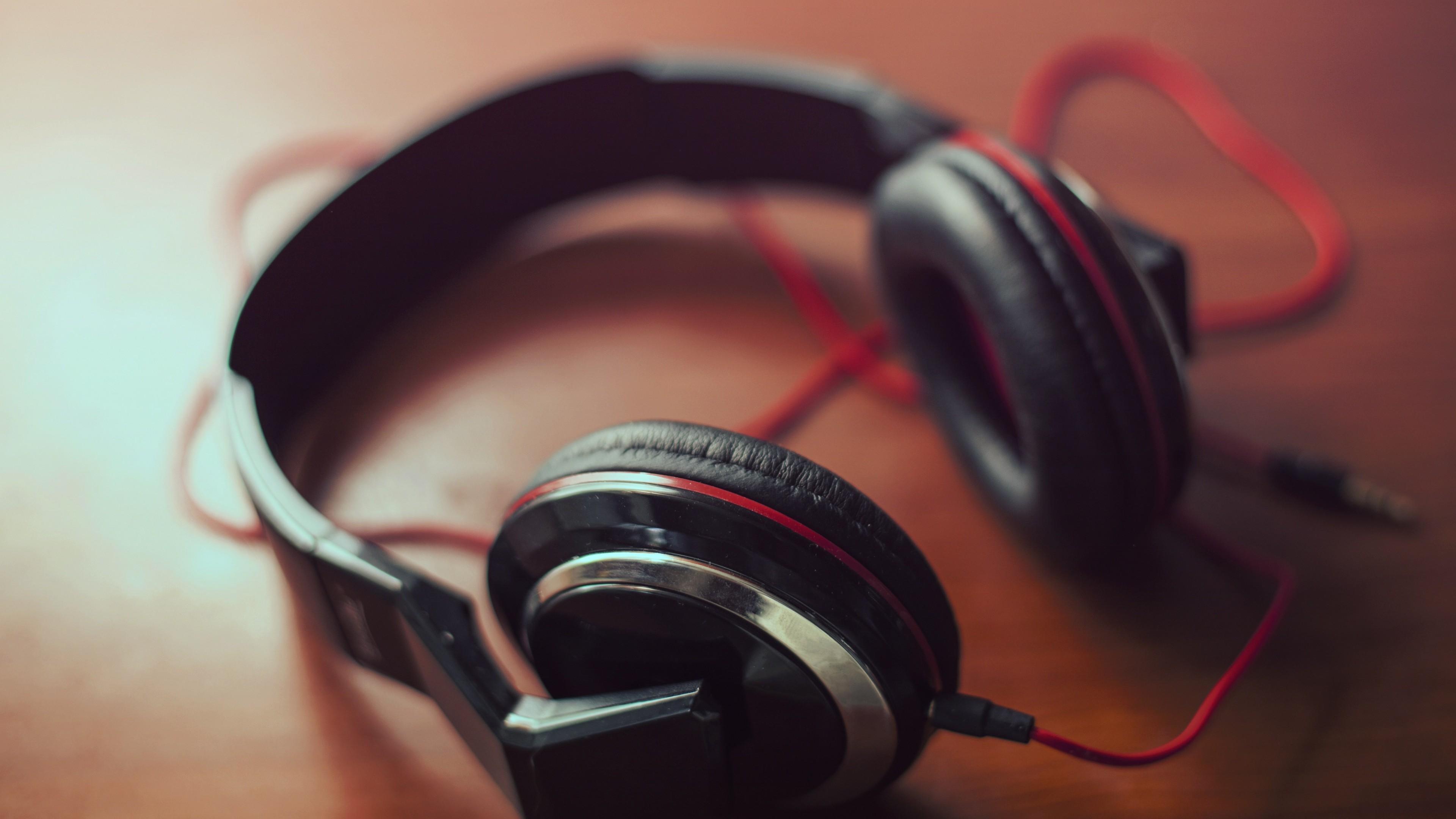 Headphones Earphone Music Sound Ultra Hd Wallpaper By Matipatloko