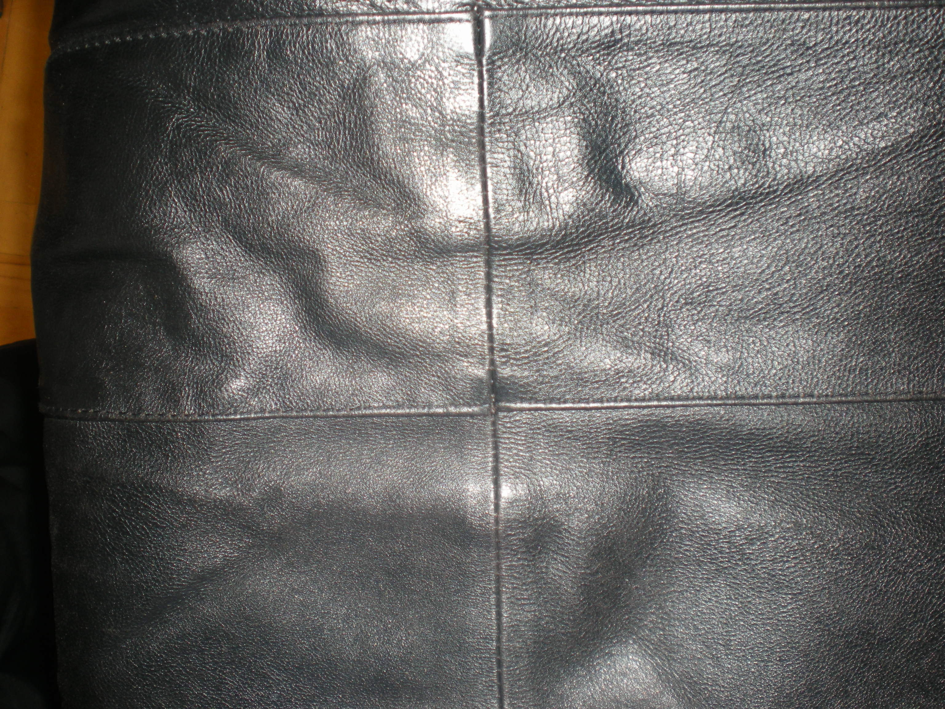 Black Leather Jacket Texture