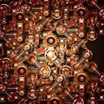 Clockwork Background by IllustratorG