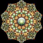 Xmas Mandala II
