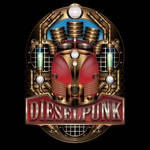 Dieselpunk Label III the red One