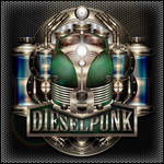 Dieselpunk Label IV the green One V2