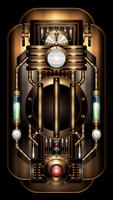 Clockpunk Communicator by IllustratorG