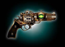 Steam powered Colt V2 by IllustratorG