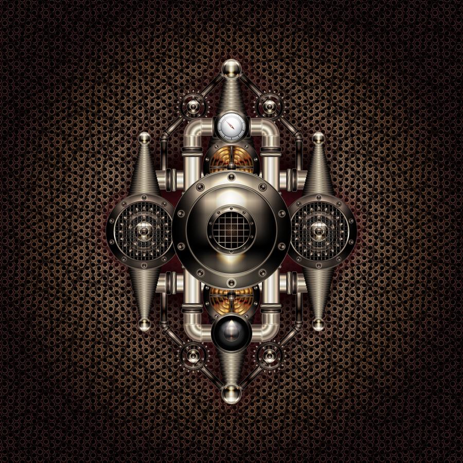 Tesla Totem 2 by IllustratorG