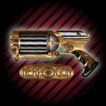 Steampunk NERF