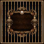 Steampunk Frame 3