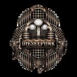 Dieselpunk Label (real dirty)