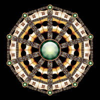 Celtic Mandala by IllustratorG