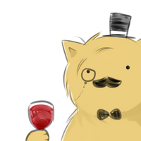 Chat Fancy (new icon) by SackDrawer