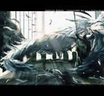 Angelic Fantasy-Darkness