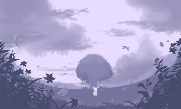 The loneliest deer