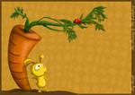 The Bunny and The Ladybug 1 by Tooshtoosh