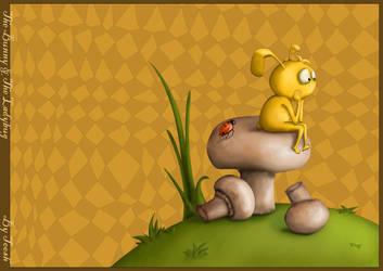 The Bunny and The Ladybug 3 by Tooshtoosh
