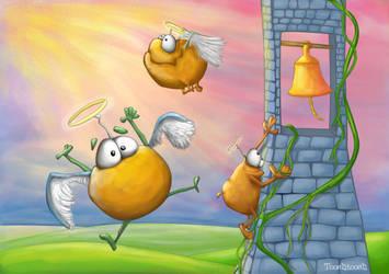 Potato angels by Tooshtoosh
