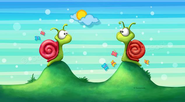 Missing snails