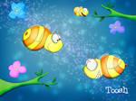 Romantic Bees