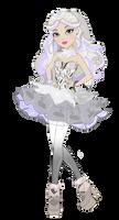 EAH OC Commission - Swangelina Cygnette