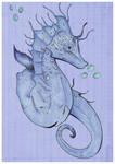 Seahorse by draiad