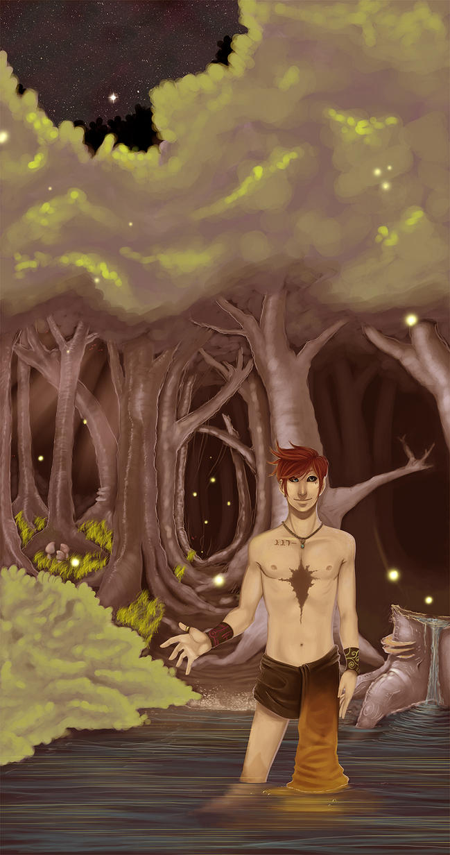 A dream like world by draiad