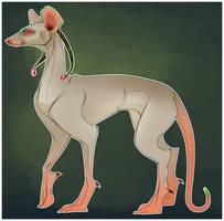 Rat Dragon by draiad