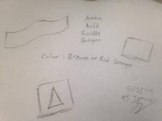 Amino Acid Concept Art by tjblazer85