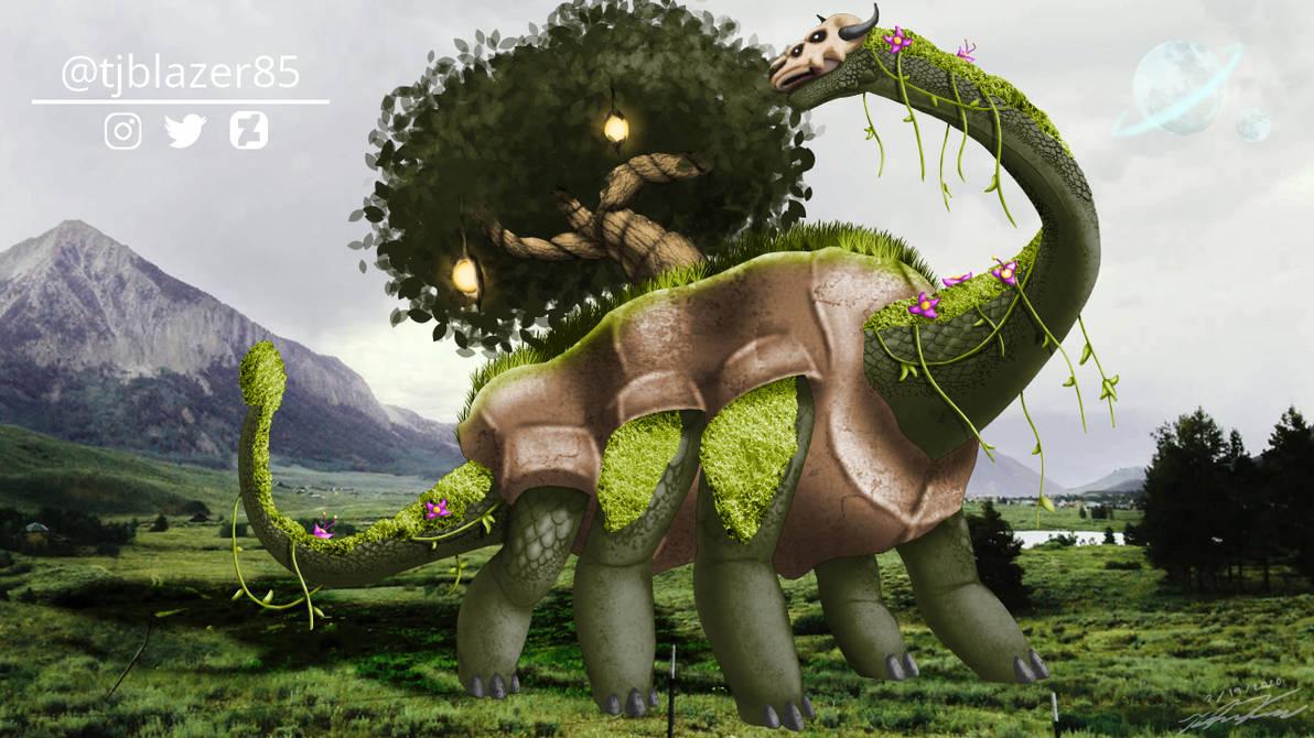 Gaiafons vitasaurus