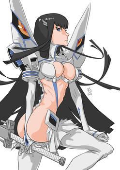 Satsuki Kiryuin - Kill la kill (CRE.O.N.)