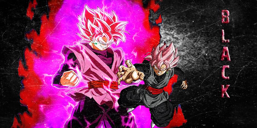 Black Goku Wallpaper 2 By Kurokage4 On Deviantart