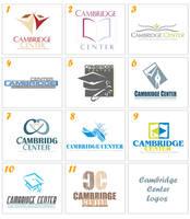 Cambridge Center logo by high-sense