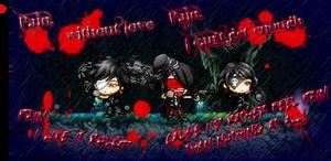 ~Pain~ by X-Rainange-X