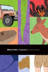 Steve Irwin Biography Cover