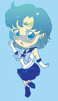 Sailor mercury by Seiya-Fantasy