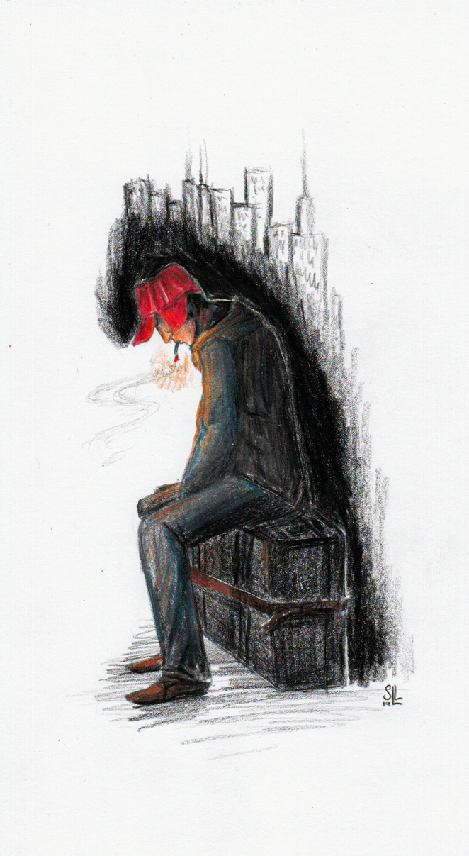 The great holden caulfield in catcher in the rye by j d salinger