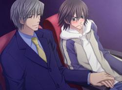 lovers: Masaki and Usagi by myXbloodyXmassacre