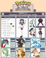UBF: Pkmn Trainer by Lupam