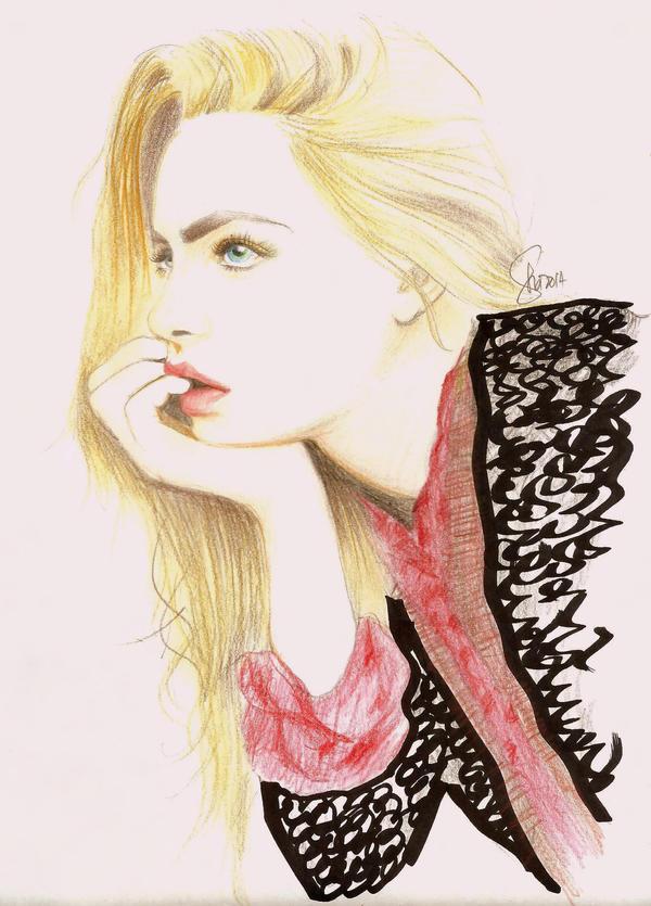 pensive by nakedcrayon23