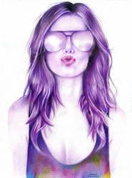 purple by nakedcrayon23