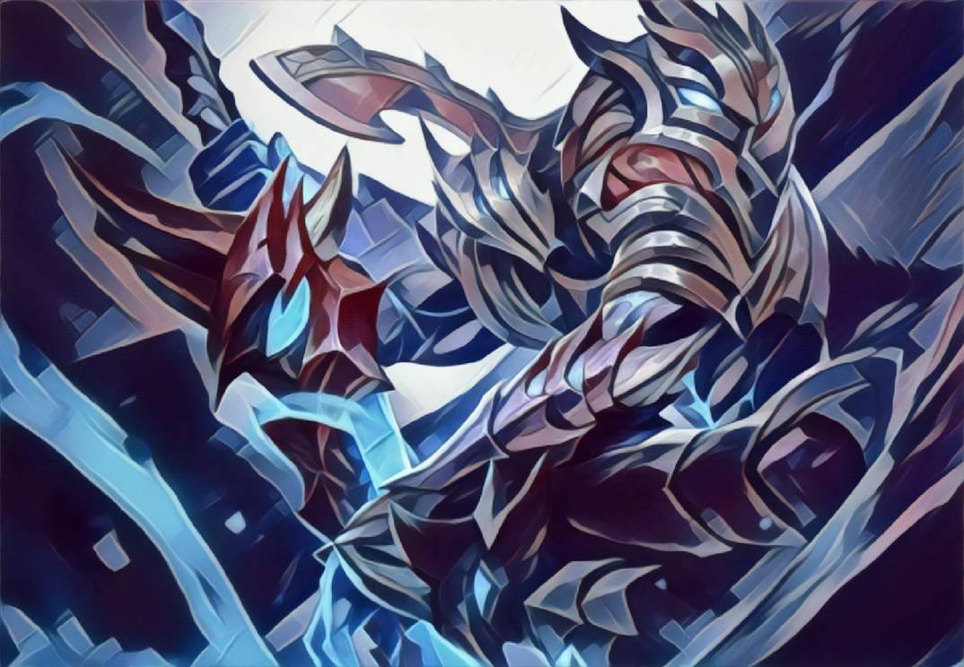 Download Wallpaper Mobile Legend Argus Dark Draconic