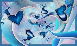 Blue Ocean Hearts