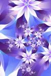 Flower Blues by KirstenStar
