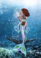 Mermaid Magic by KirstenStar