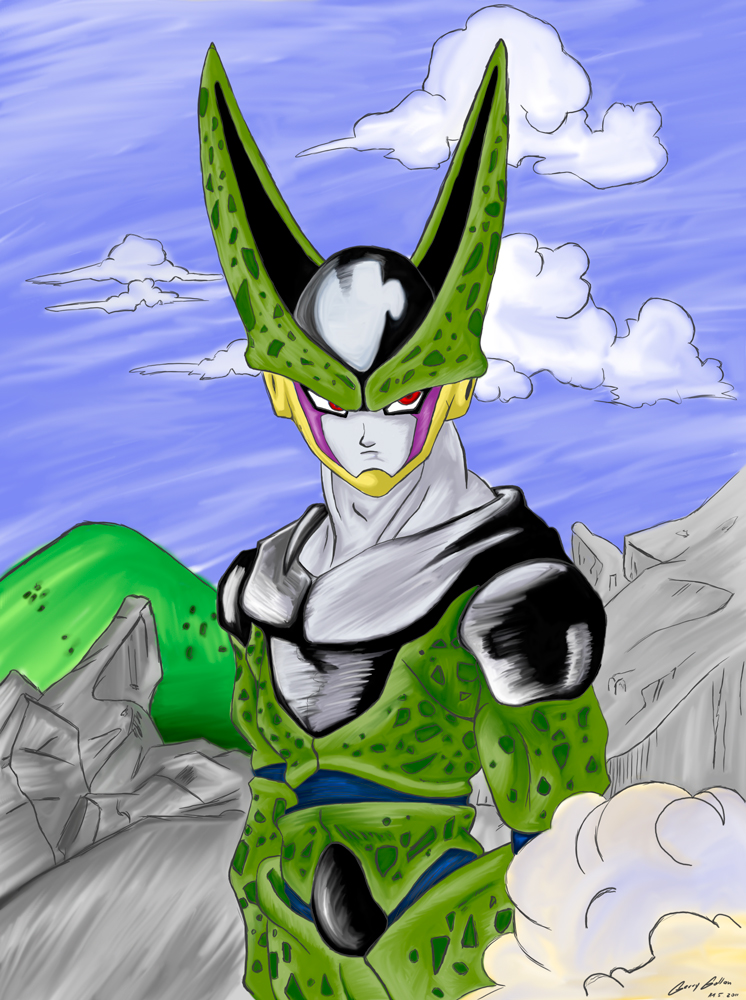 Perfect Cell by GerryGollan